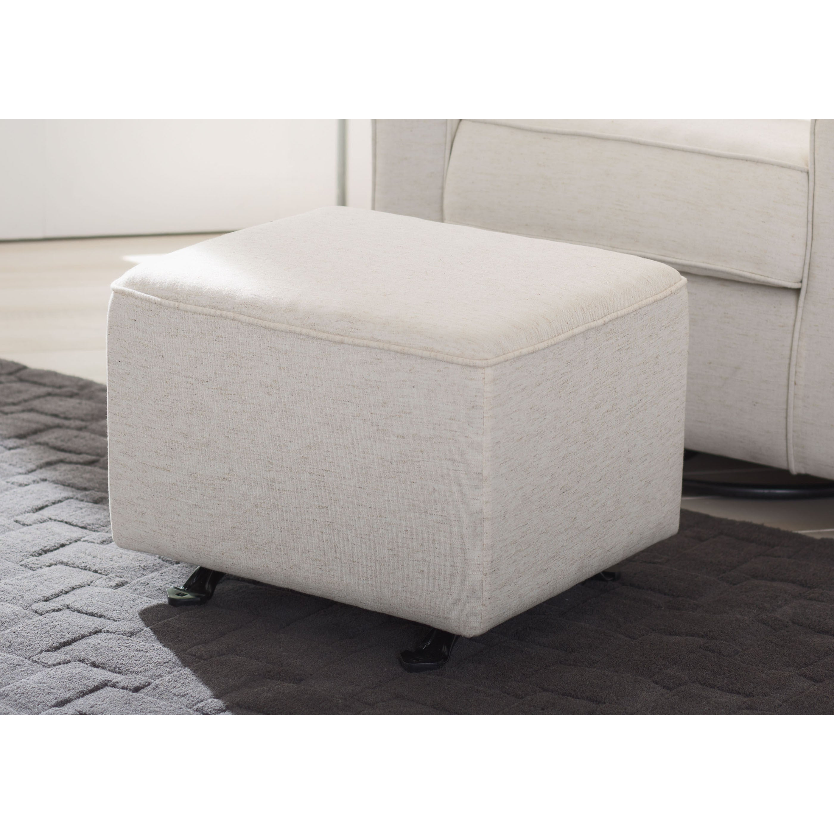 Sand Delta Children Nursery Gliding Ottoman Free Shipping Today 14221055