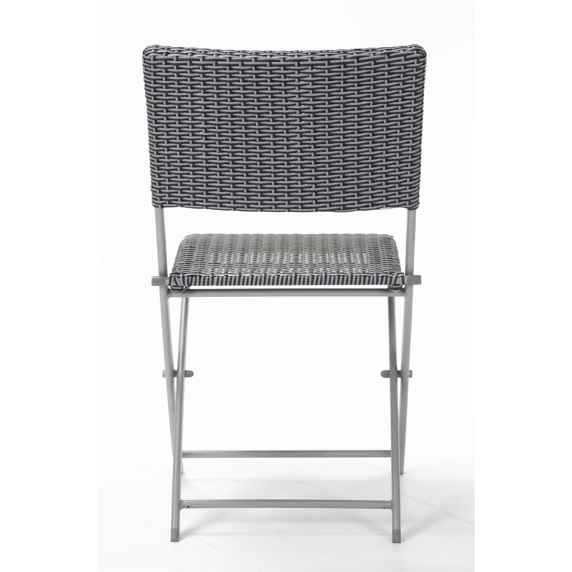 COSCO Outdoor Living Transitional 7 piece Delray Steel Woven