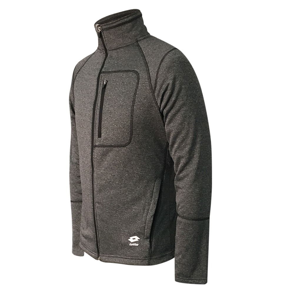 7cc1a8444f45 Shop Lotto Men s Fleece Full-zip Jacket - Free Shipping On Orders Over  45  - Overstock - 14249866