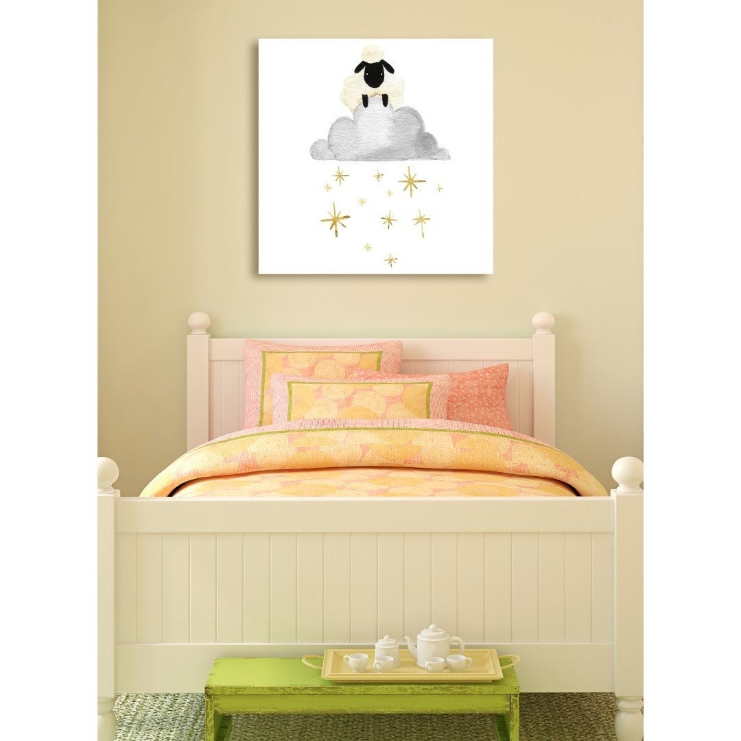 Dorable Sheep Wall Art Component - Wall Art Collections ...