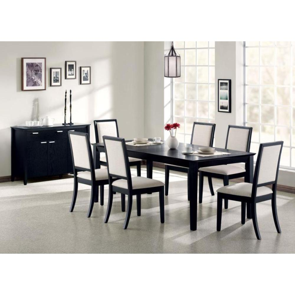 Robles Black Dining Chairs Free