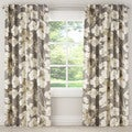 Skyline Adagio Driftwood Curtain Panel