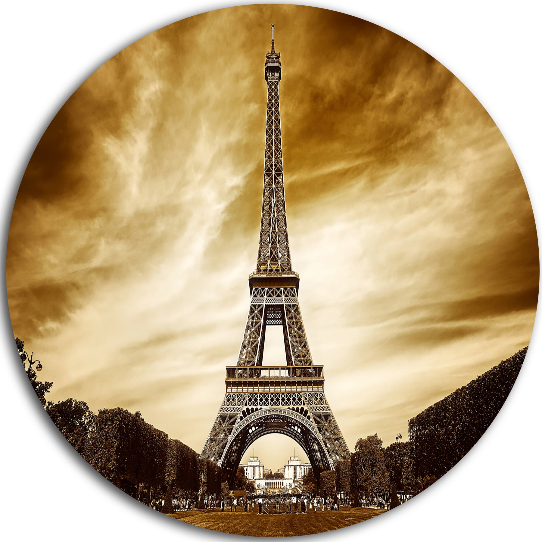 Luxury Eiffel Tower Metal Wall Art Photos - Wall Art Collections ...