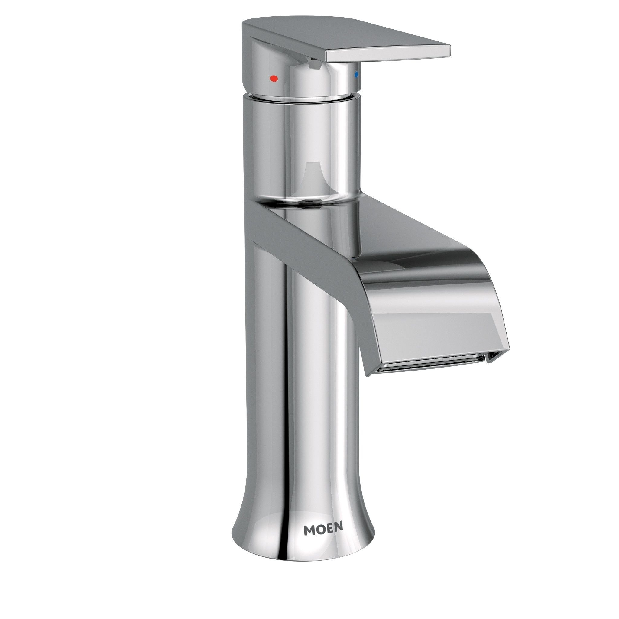 Exelent Moen Chrome Bathroom Faucets Adornment - Faucet stainless ...