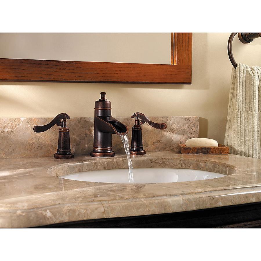 Shop Pfister Ashfield Lavatory 49 Widespread Faucet LF-049-YP1U ...
