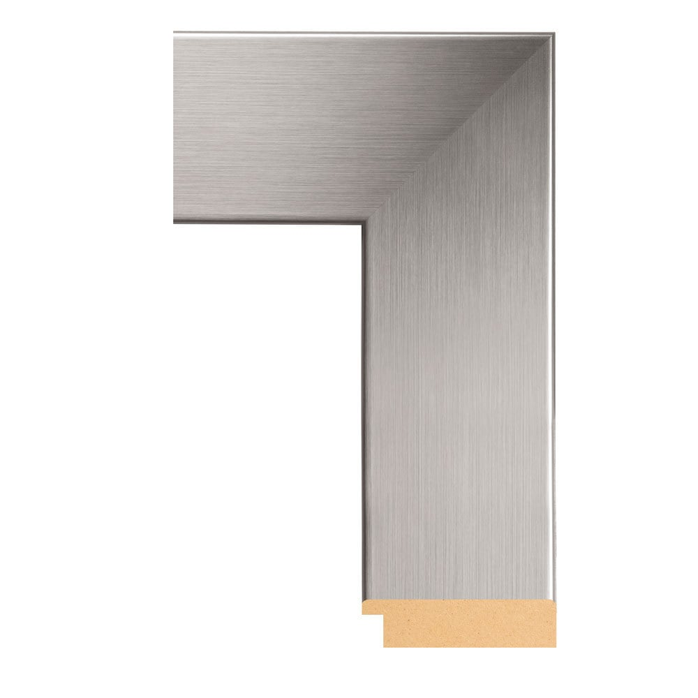 Modern Silver 21.5 X 71   Inch Over The Door Full Length Mirror   Free  Shipping Today   Overstock   20861858