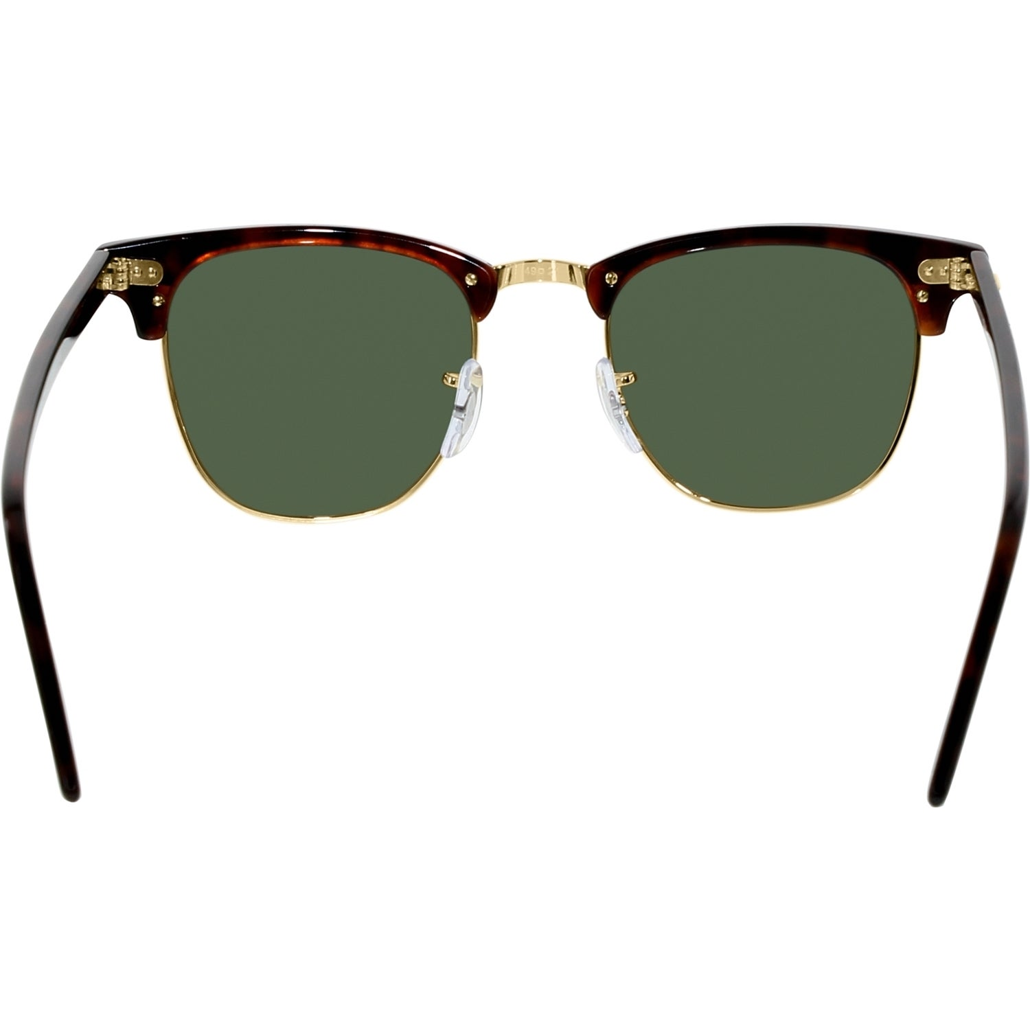 9bac6fe650 Shop Ray-Ban Clubmaster Classic RB3016 Tortoise Frame Polarized Green 49mm  Lens Sunglasses - Free Shipping Today - Overstock - 14276941