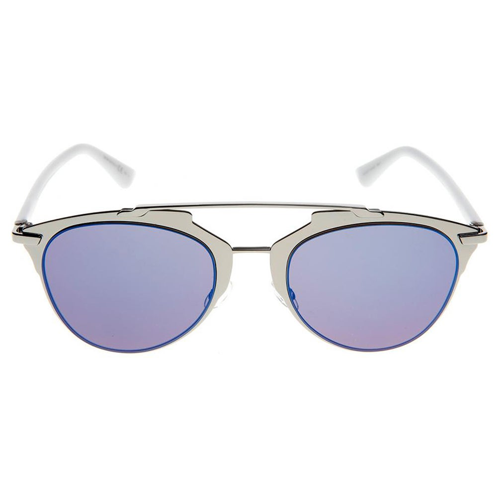 31aae846bb6c Shop Dior Dior Reflected S TUY XT Dark Ruthenium Blue Metal Aviator  Sunglasses Sky Blue Mirror Lens - Free Shipping Today - Overstock - 14286944