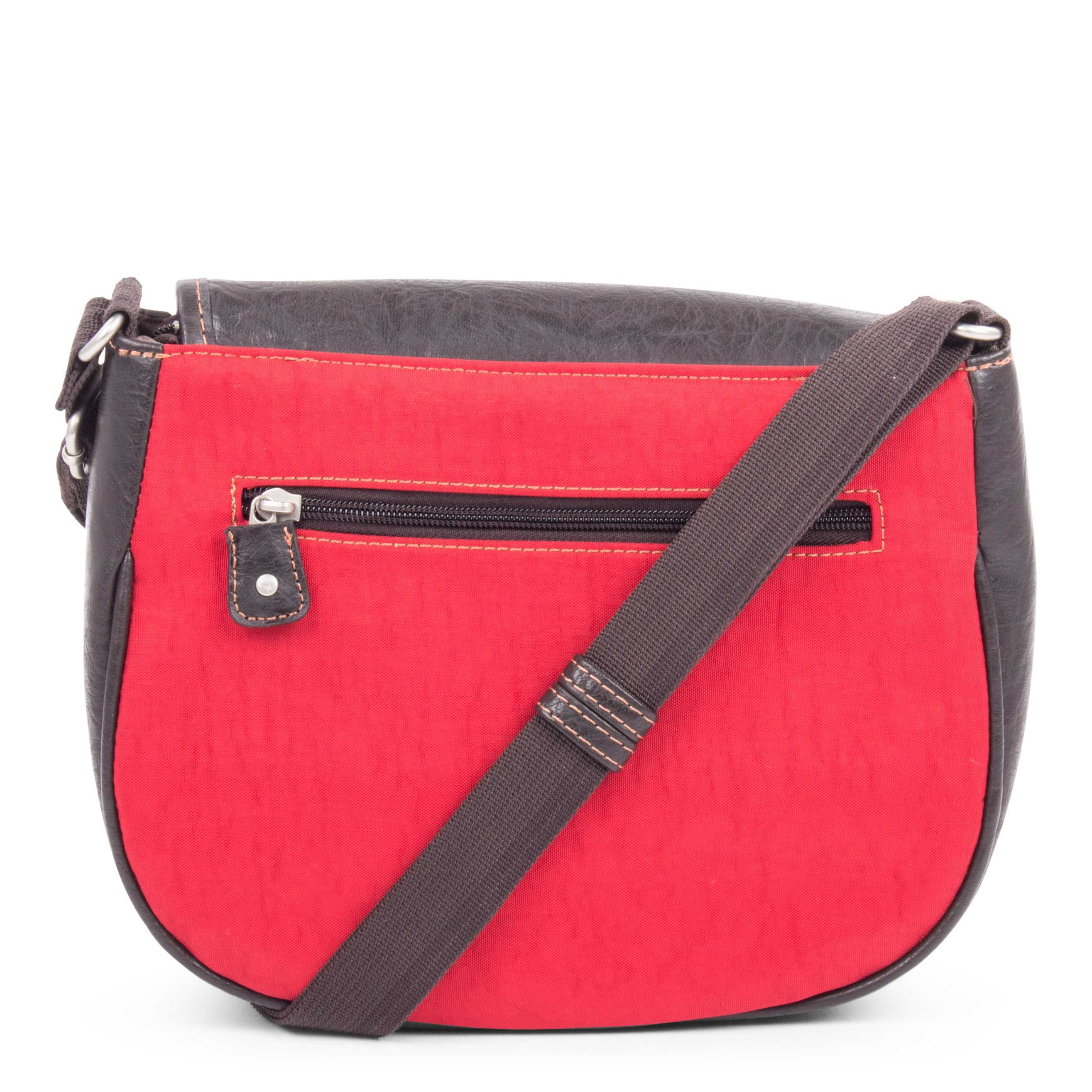 244f319f7e8d Shop Mouflon Feather Messenger Bag - Free Shipping Today - Overstock -  14289120