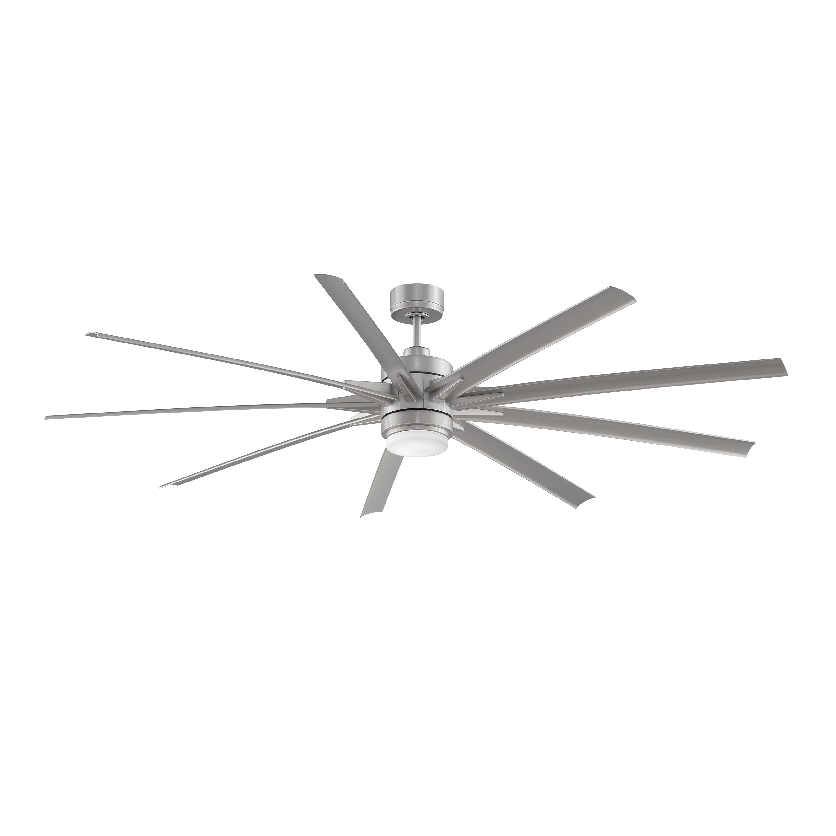 Odyn 84 inch Ceiling Fan with LED Free Shipping Today