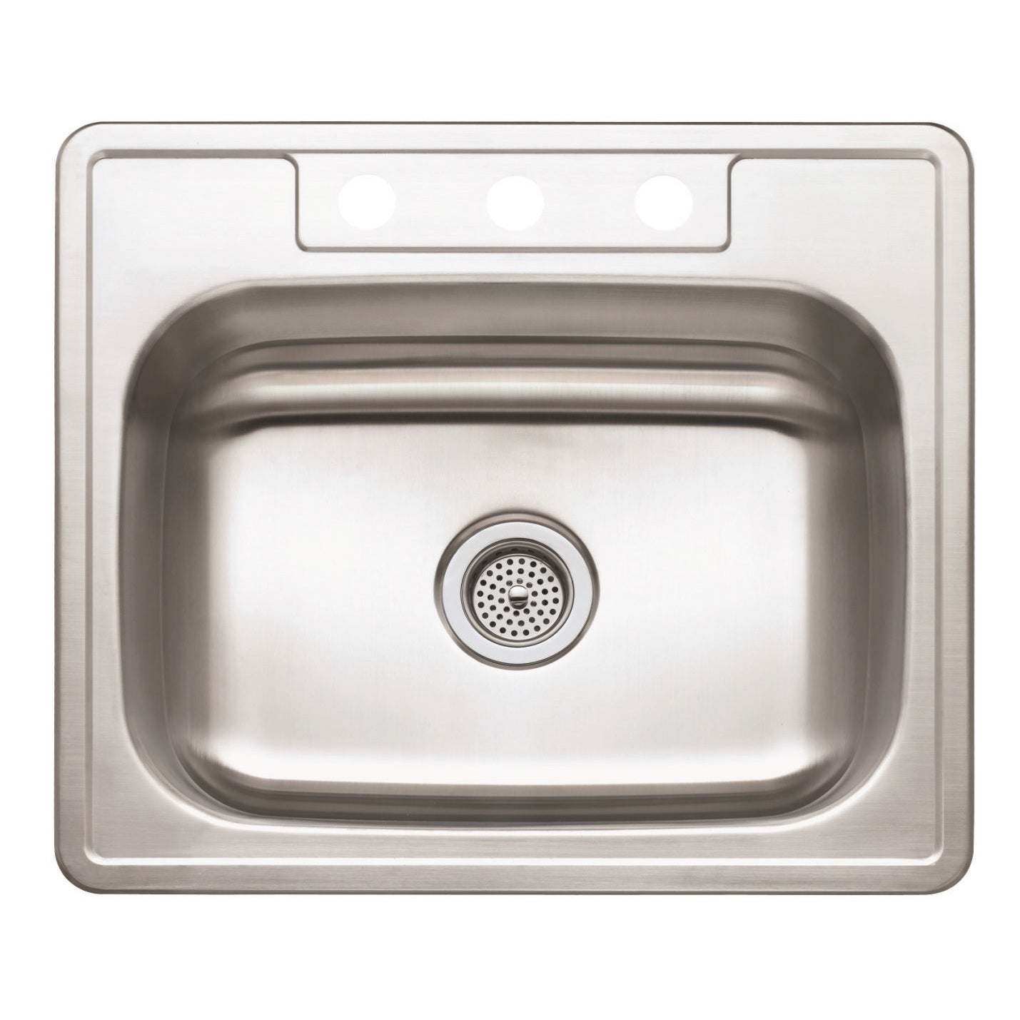 Shop Winpro Stainless Steel Single Bowl Kitchen Sink   Free Shipping Today    Overstock   14310166