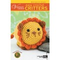 Leisure Arts-Easy Crochet Critters - Vanna's