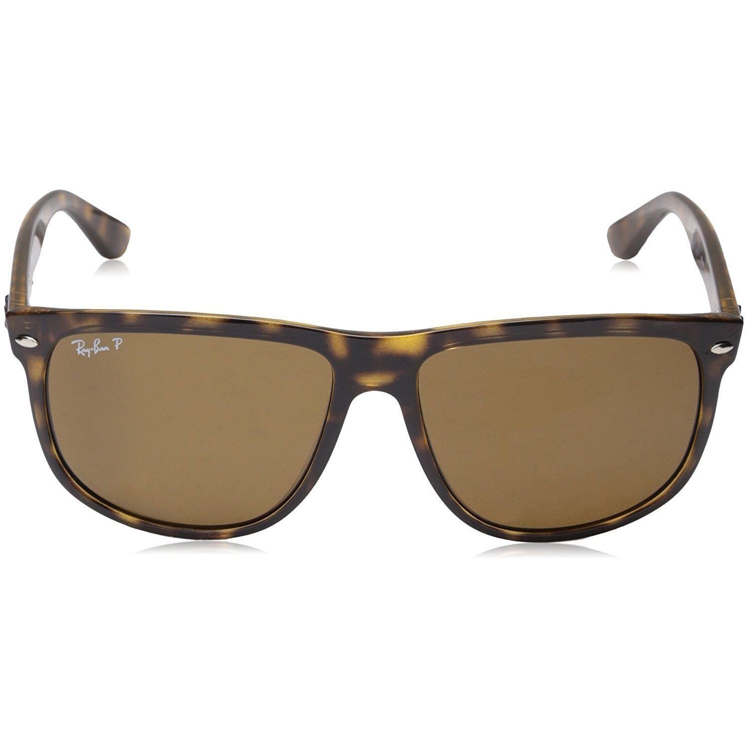 a479c48bd3 Shop Ray-Ban RB4147 710 57 Tortoise Frame Polarized Brown 60mm Lens  Sunglasses - Free Shipping Today - Overstock - 14327942