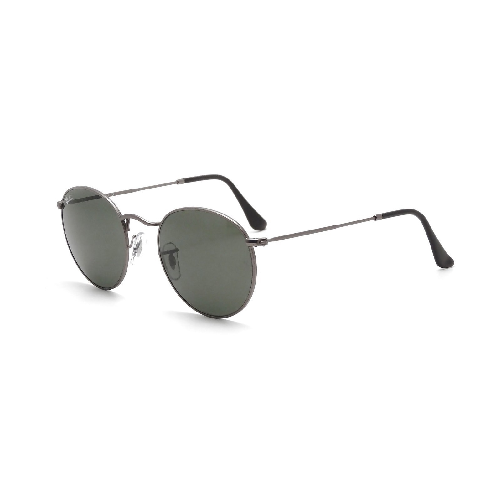 245ac12952 Shop Ray-Ban RB3447 029 Round Gunmetal Frame Green Classic 50mm Lens  Sunglasses - Free Shipping Today - Overstock - 14328101