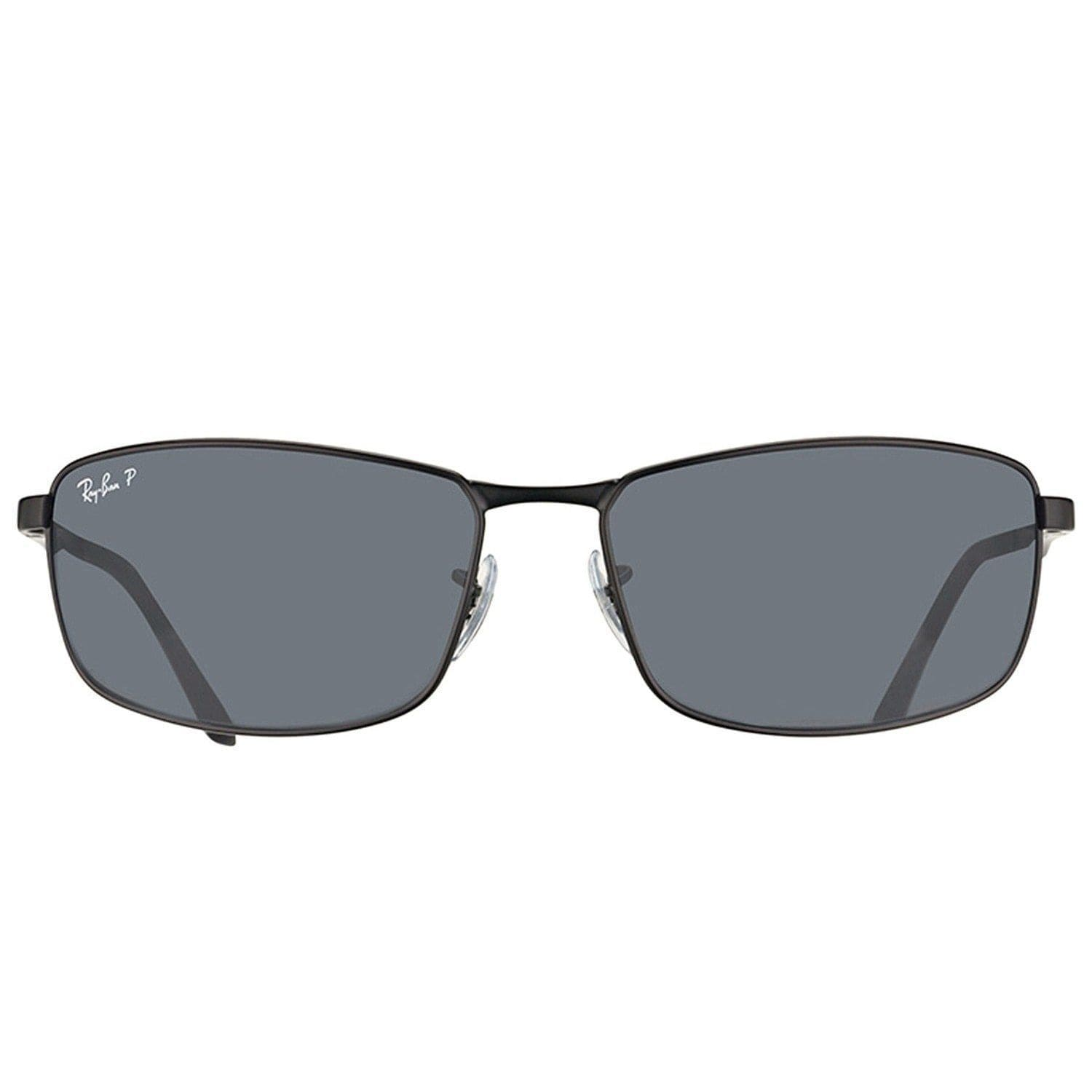 fb345ecc9f Shop Ray-Ban RB3498 006 81 Black Frame Polarized Grey Gradient 61mm Lens  Sunglasses - Ships To Canada - Overstock - 14328457