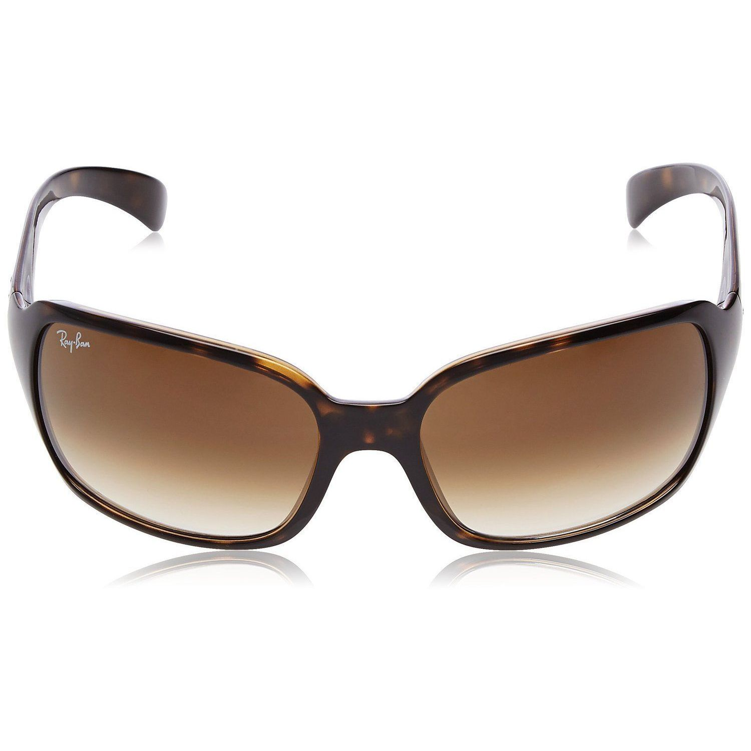 9a0a8898944 Shop Ray-Ban RB4068 710 51 Tortoise Frame Light Brown Gradient 60mm Lens  Sunglasses - Free Shipping Today - Overstock - 14329395