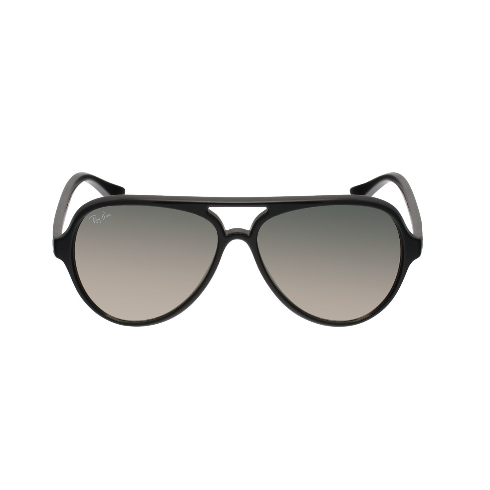 d226852f125 Shop Ray-Ban RB4125 601 32 Cats 5000 Black Frame Light Grey Gradient 59mm  Lens Sunglasses - Free Shipping Today - Overstock - 14329397
