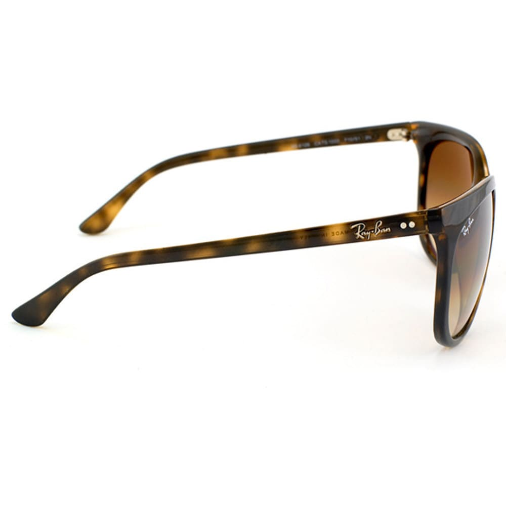 61b038657 Shop Ray-Ban RB4126 710/51 Cats1000 Tortoise Frame Light Brown Gradient 57mm  Lens Sunglasses - Free Shipping Today - Overstock - 14329399