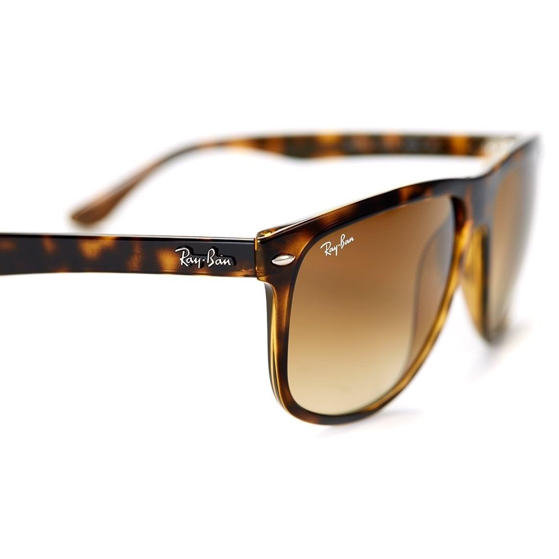 10a826c2675 ... greece shop ray ban rb4147 710 51 tortoise frame light brown gradient  60mm lens sunglasses free