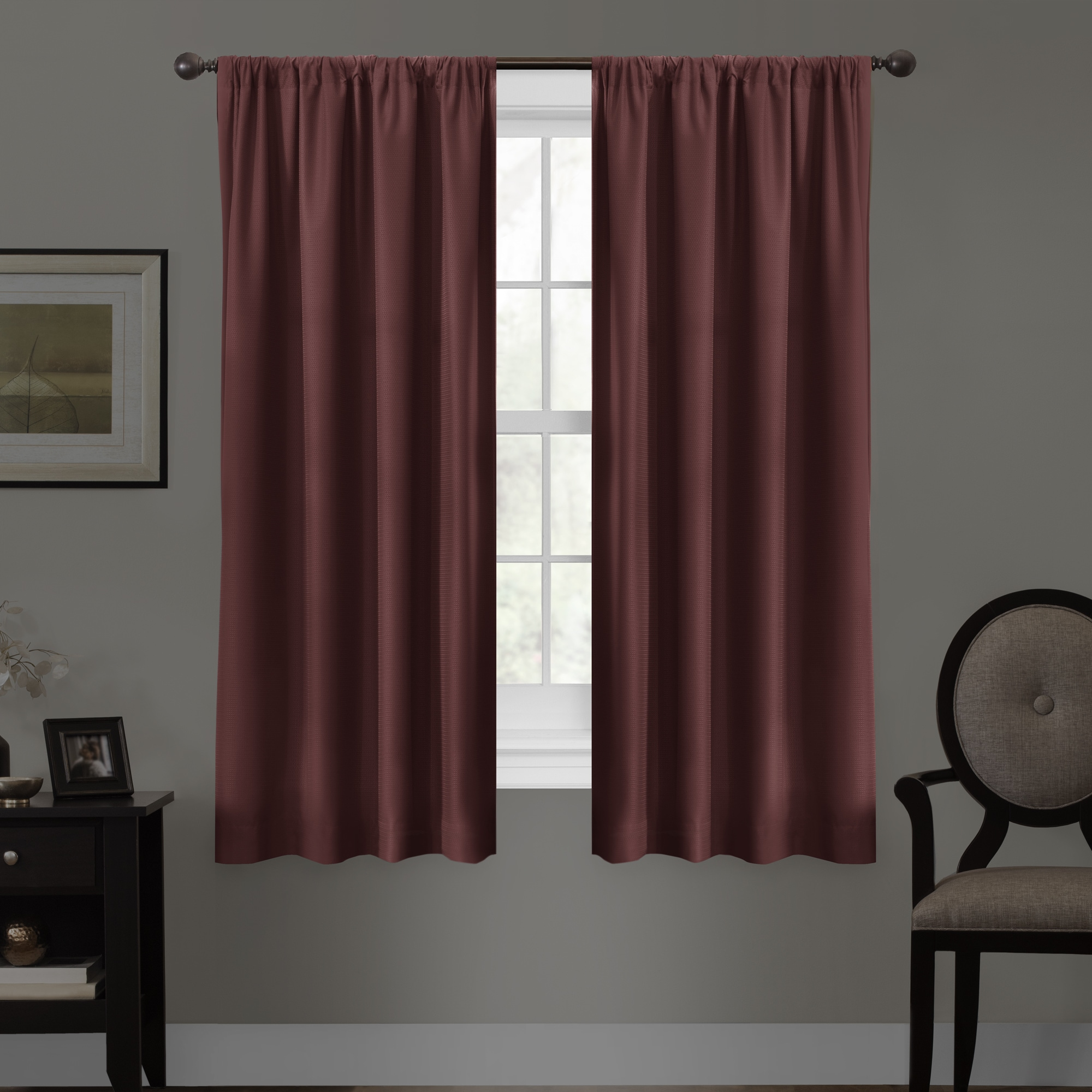curtains curtain long window length inches treatments best inch