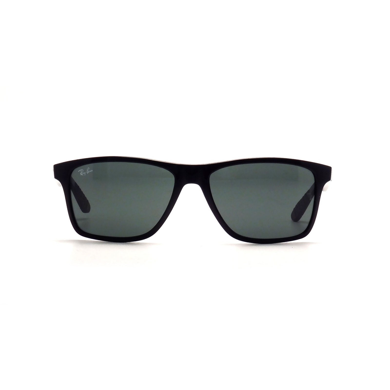 5428e84769 Shop Ray-Ban RB4234 601 71 Black Frame Green Classic 58mm Lens Sunglasses -  Ships To Canada - Overstock - 14335564