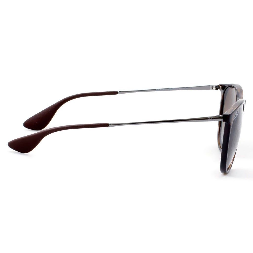 f06b51bc3181 Shop Ray-Ban RB4171 710 T5 Erika Classic Tortoise Frmae Polarized Brown  Gradient 54mm Lens Sunglasses - Free Shipping Today - Overstock - 14339071