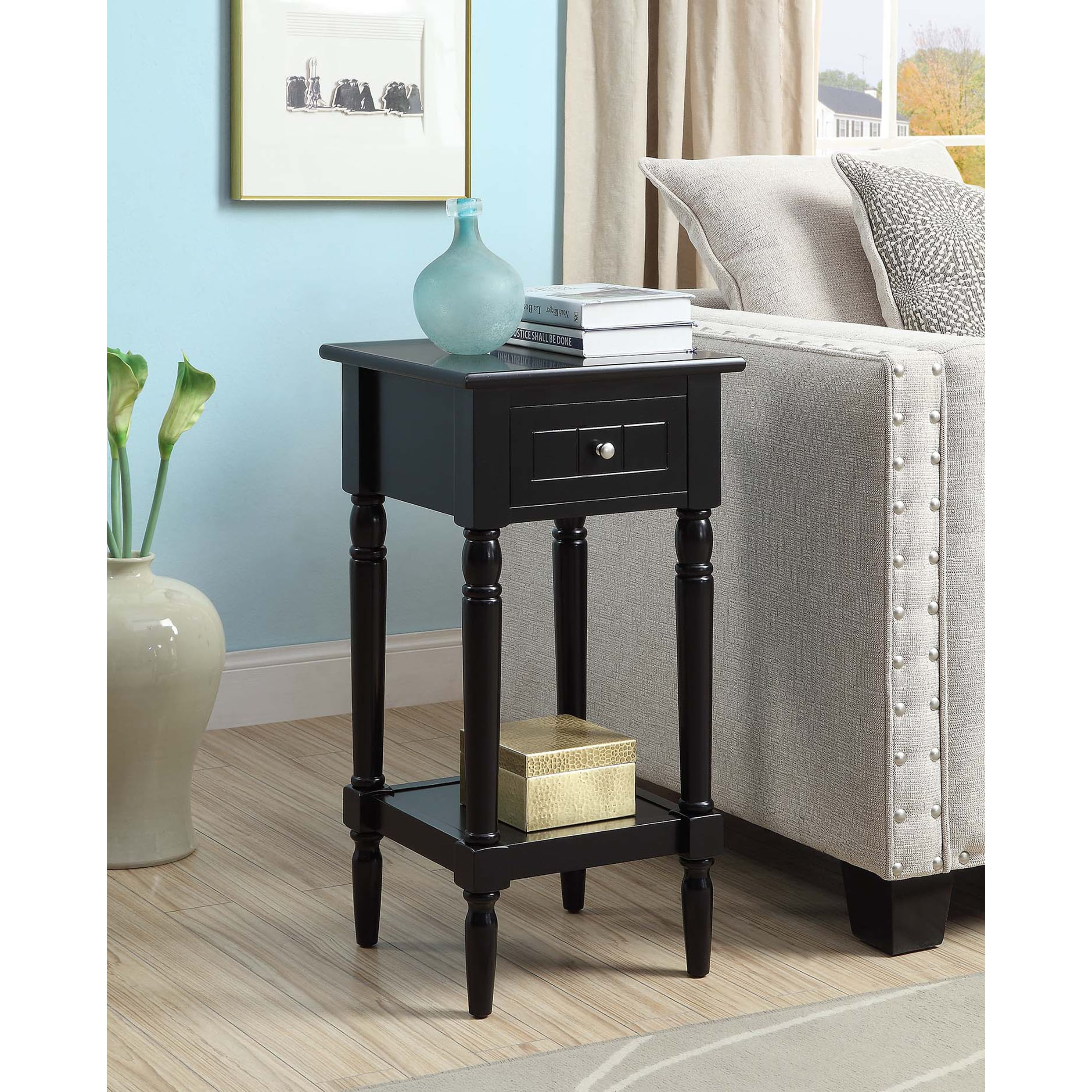 Laurel Creek Pauline French Country Accent Table On Free Shipping Today 23122745