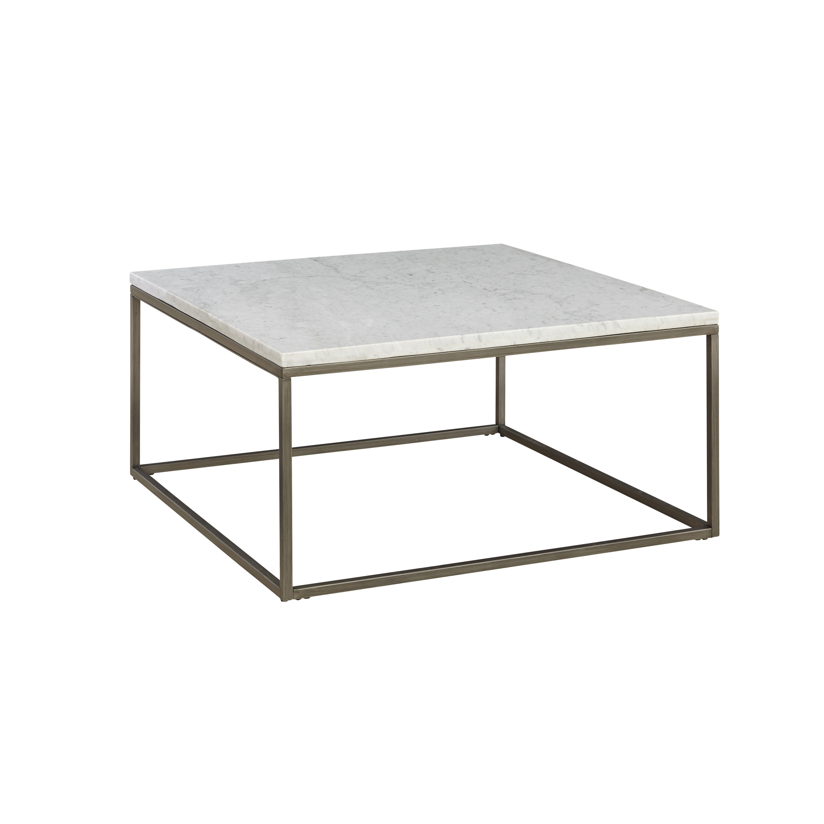 Superbe Shop Alana White Marble Square Coffee Table   Free Shipping Today    Overstock.com   14340007