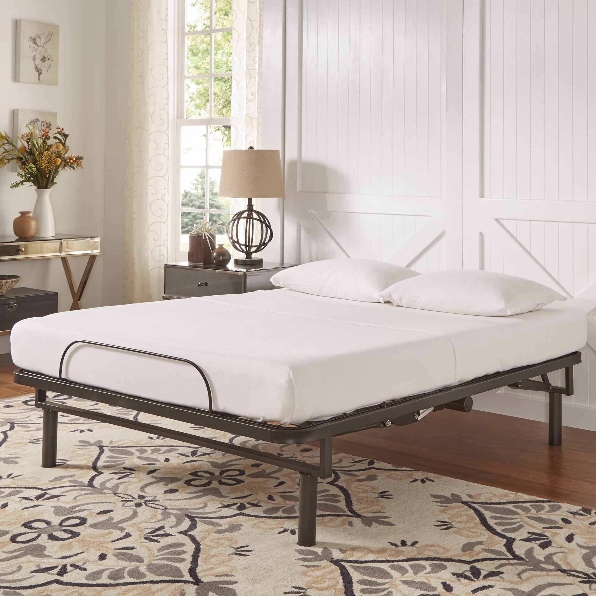 Todd Electric Adjustable Bed Base with Wireless Remote Control by ...