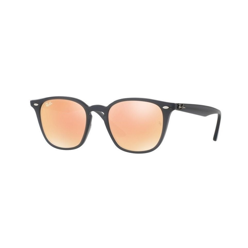 Shop Ray-Ban RB4258 62307J Grey Frame Orange Gradient Mirror 50mm Lens  Sunglasses - Free Shipping Today - Overstock.com - 14341473 dbd705b47351