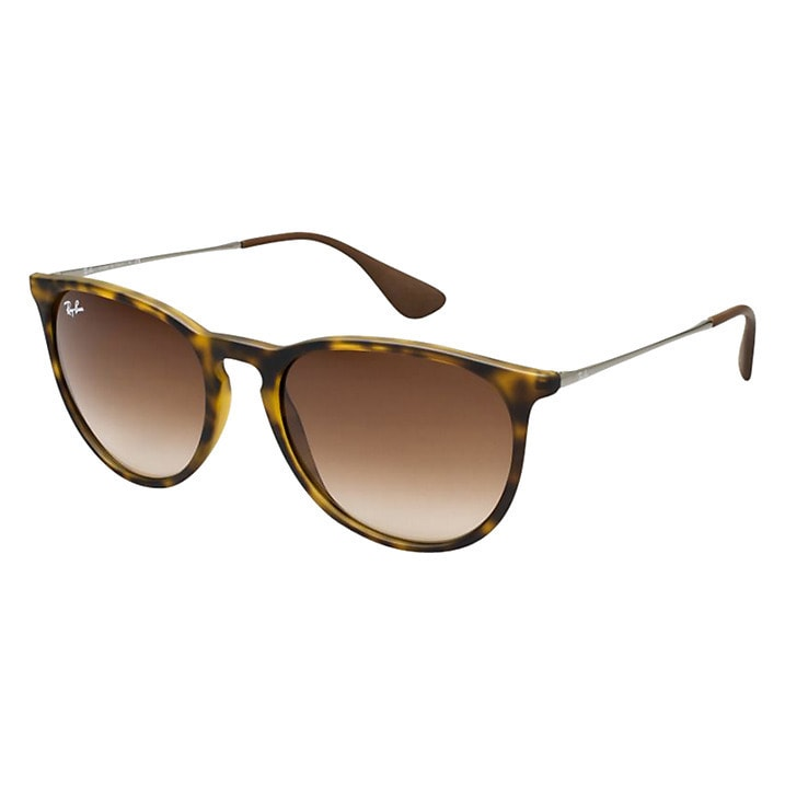 50b623a8cadc4 Shop Ray-Ban RB4221 865 13 Tortoise Gunmetal Frame Brown Gradient 50mm Lens  Sunglasses - Free Shipping Today - Overstock - 14341475