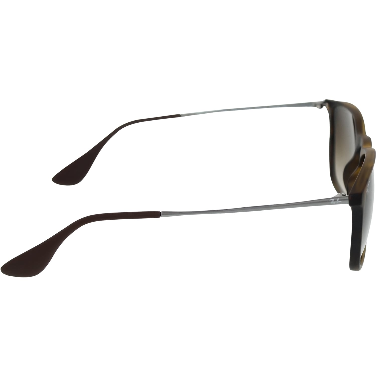 42359338ef Shop Ray-Ban RB4187 856 13 Chris Tortoise Frame Brown Gradient 54mm Lens  Sunglasses - Free Shipping Today - Overstock - 14341497