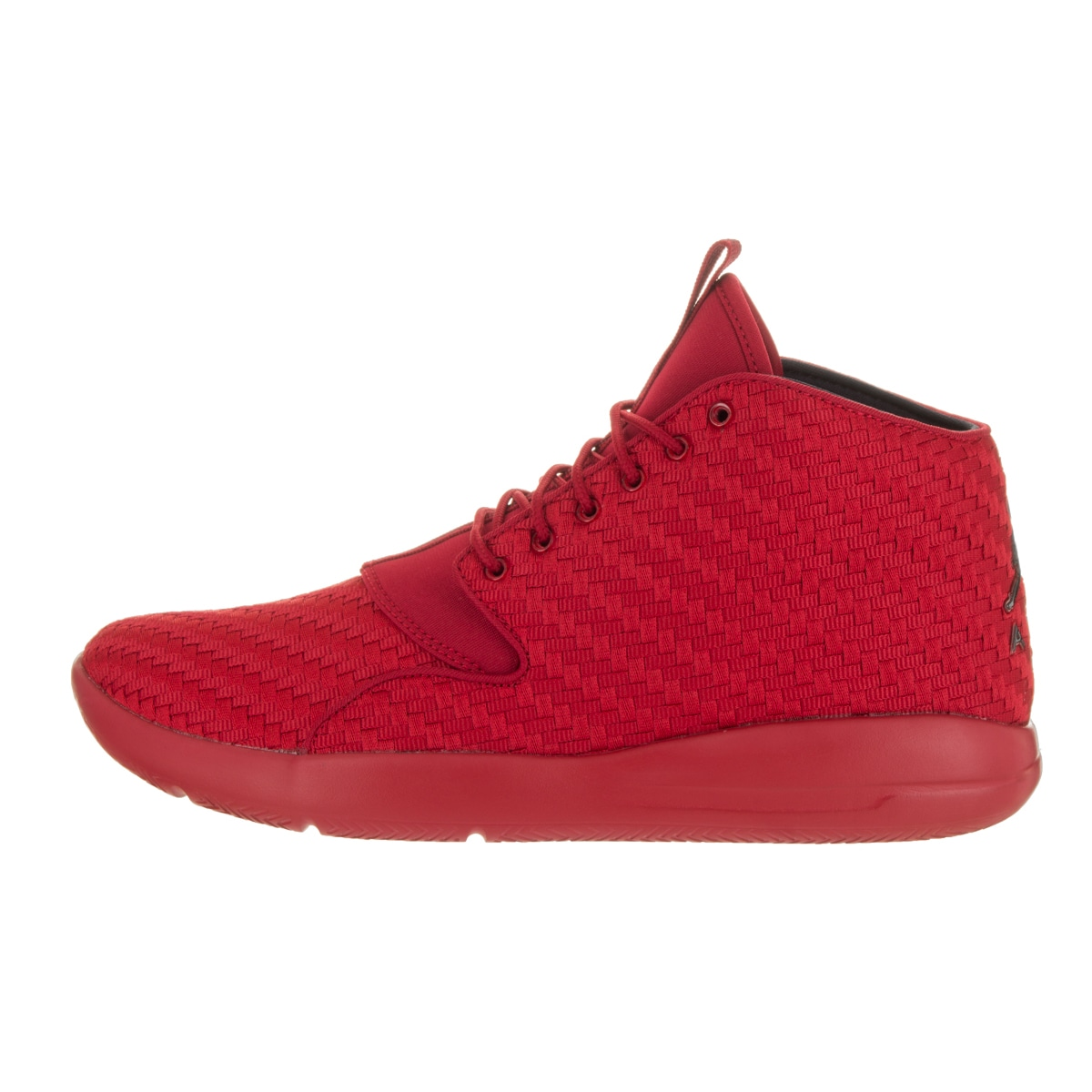9f8643bbec81 Shop Nike Jordan Men s Jordan Eclipse Chukka Red Textile Basketball Shoes - Free  Shipping Today - Overstock - 14355627