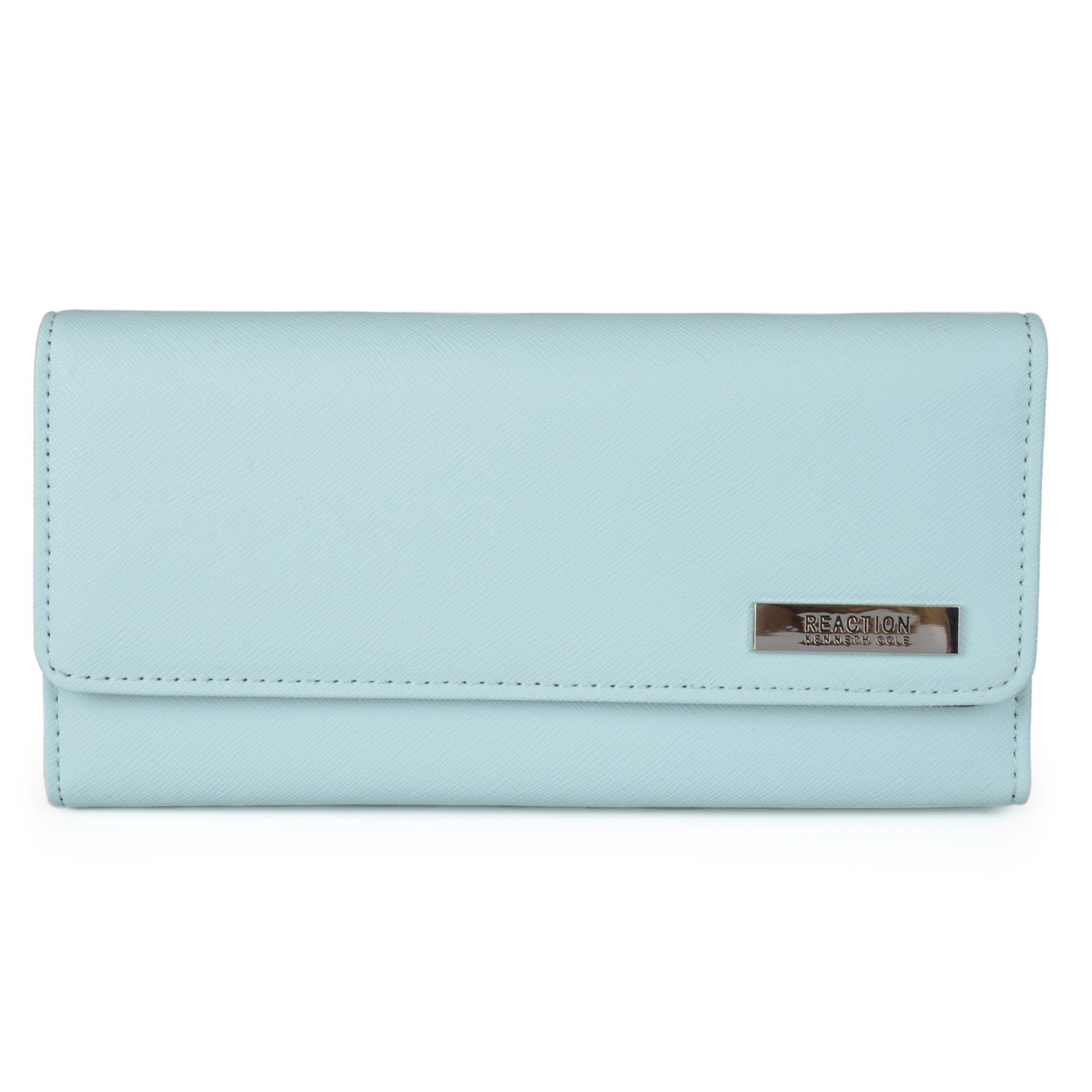 Kenneth Cole Reaction Women\'s Trifold Tried and True Clutch Wallet ...