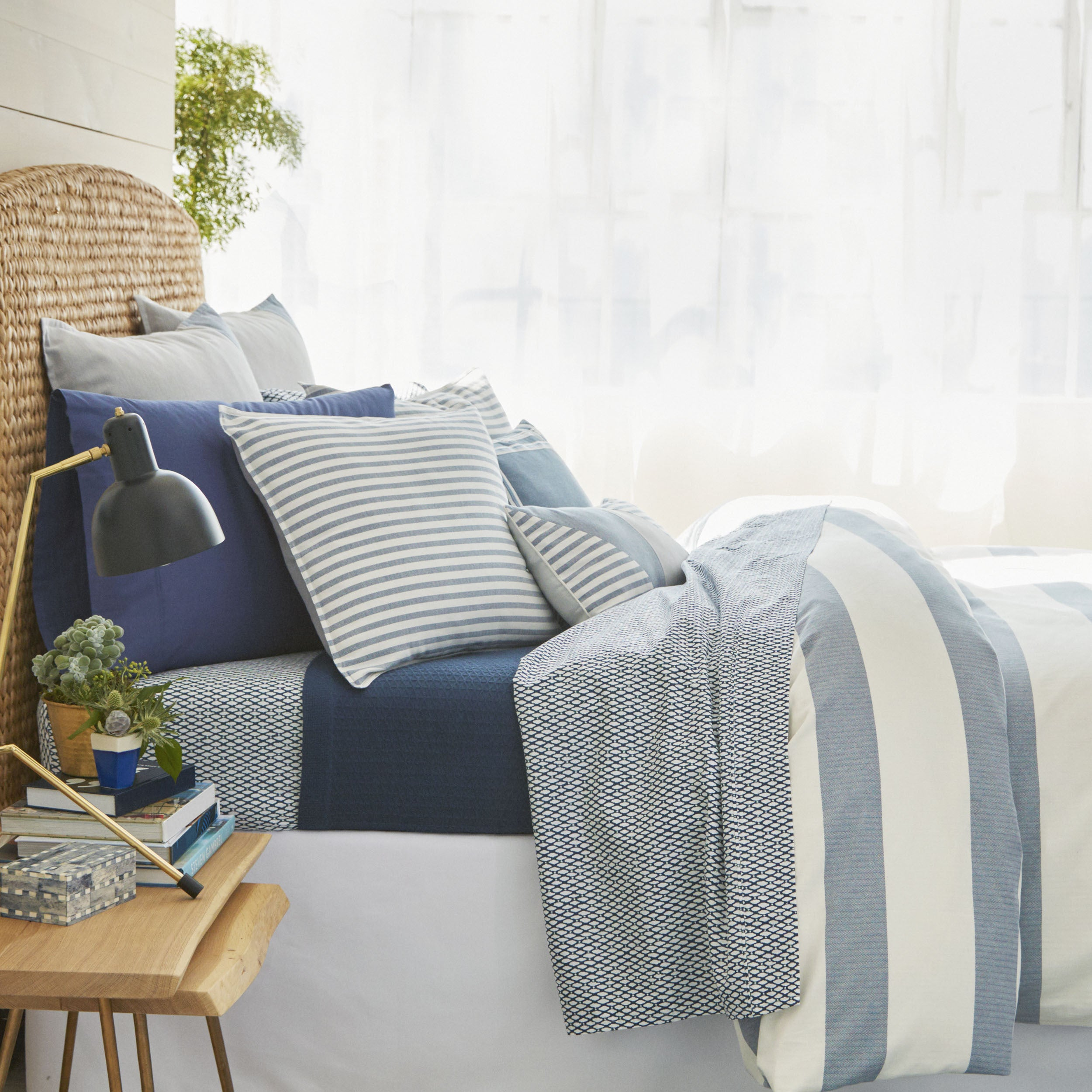 cotton set product bedding comforter bath king hawes overstock nautica sets today free shipping