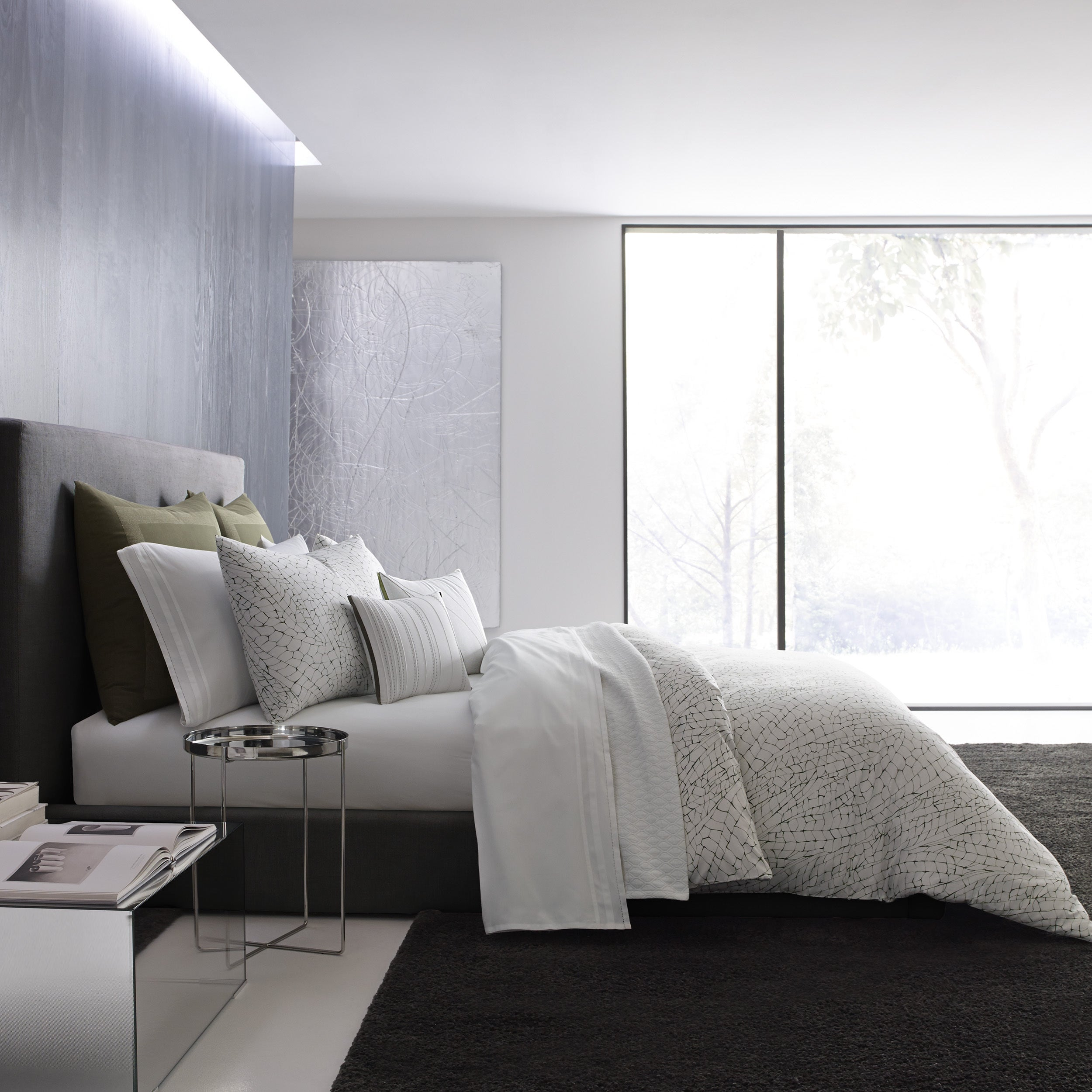 Vera Wang Dragonfly Wing Duvet Cover - Free Shipping Today - Overstock.com  - 20932130