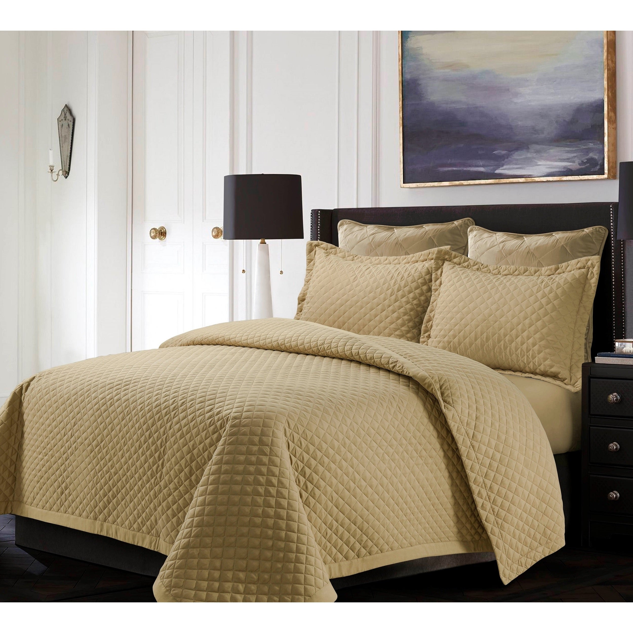 allure flounce extra bedding set oversized comforter decoration large quilt king bedspread quilts chenille day ruffled
