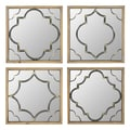 Richmond Wall Mirrors (Set of 4)