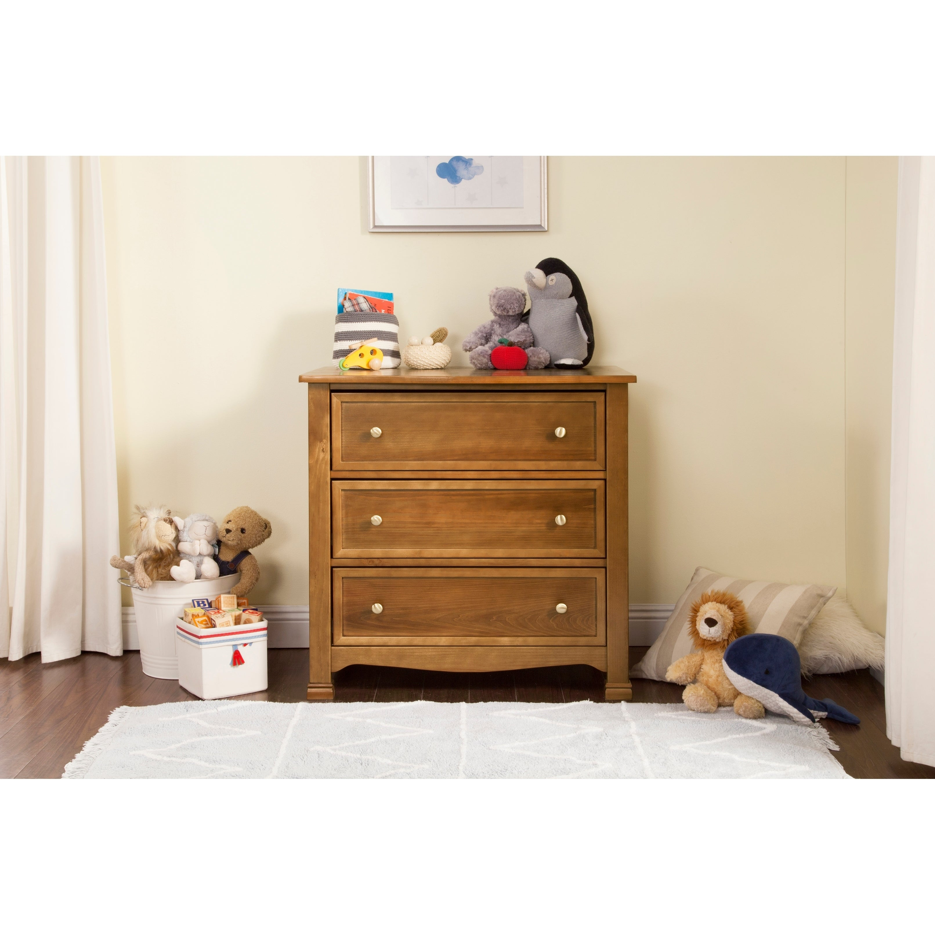 dresser free drawer product shipping garden kalani home traditional wood today overstock davinci
