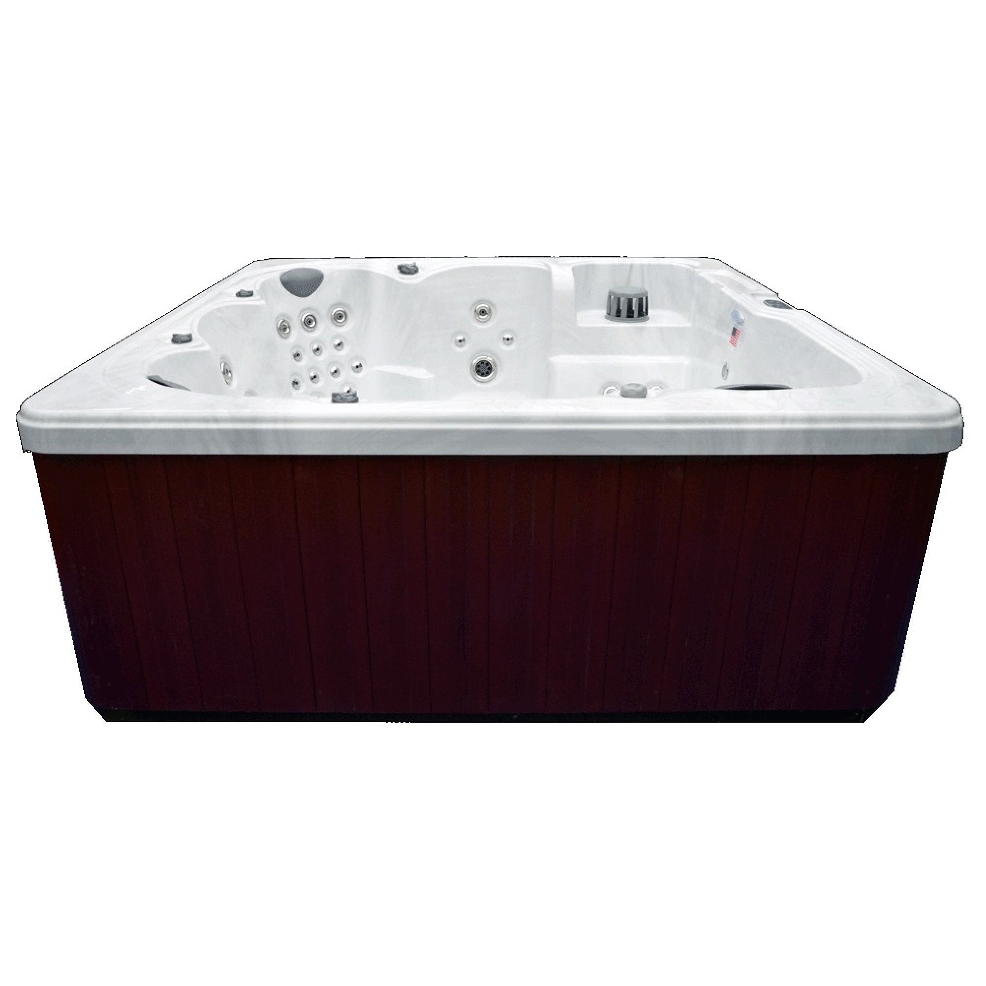 Attirant Shop Home And Garden Spas 6 Person 78 Jet Spa With Stainless Jets And Ozone  System   Free Shipping Today   Overstock.com   14387050