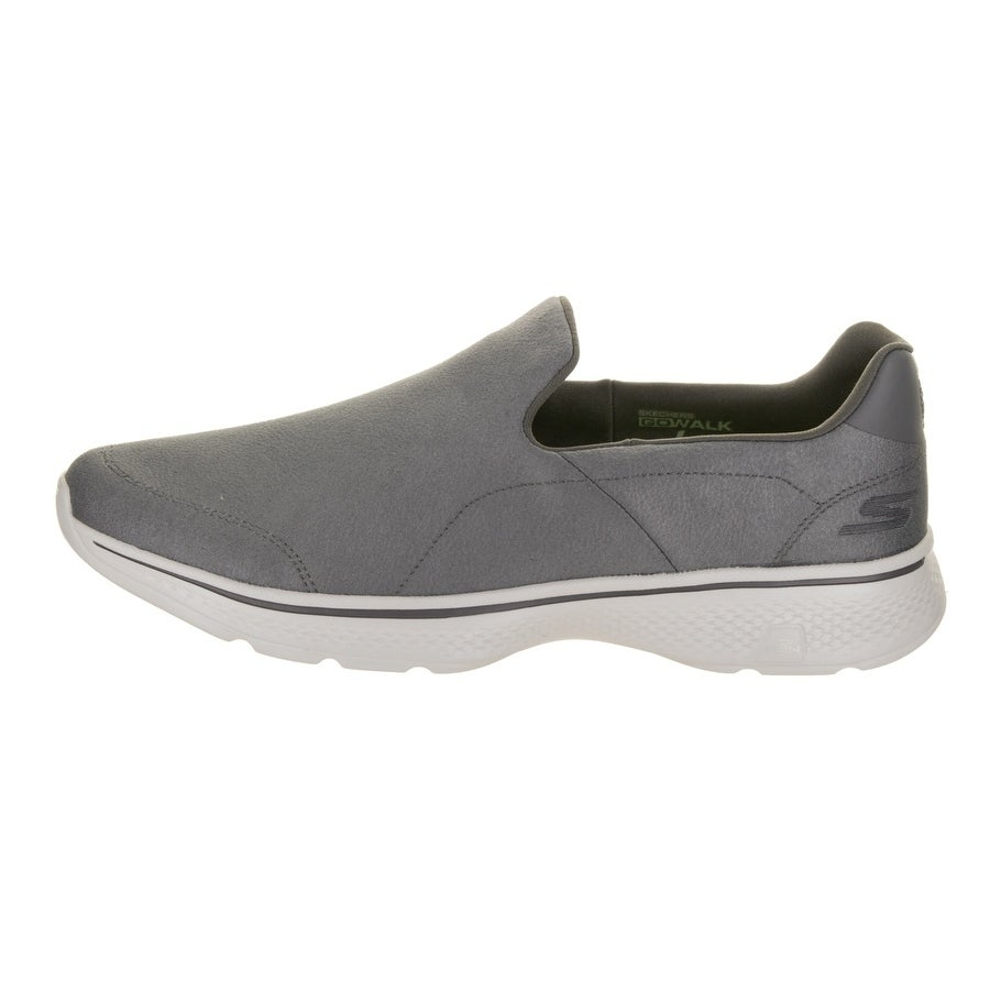 Shop Skechers Men's Go Walk 4 - Remarkable Casual Shoe - Free Shipping Today - Overstock.com - 14392239