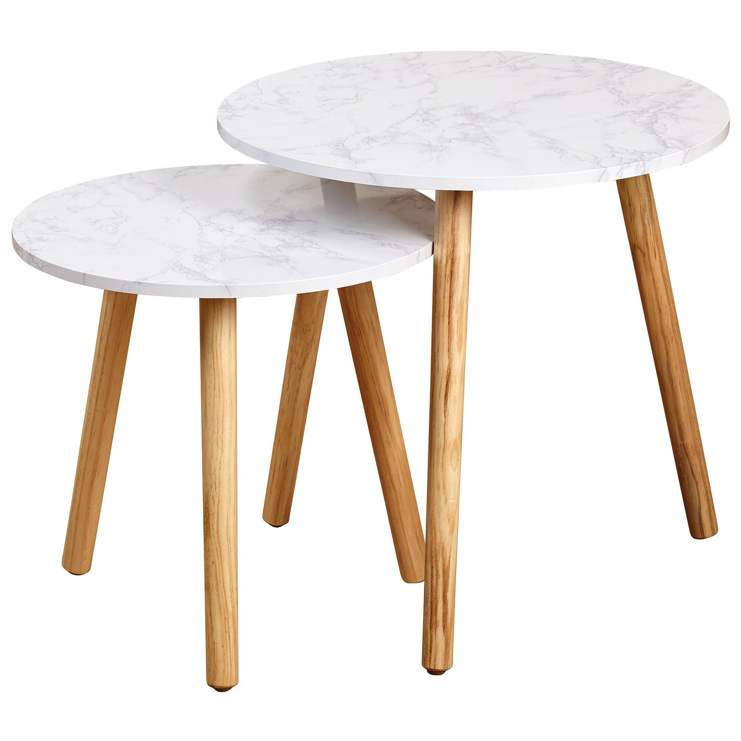 Simple Living Mid Century Darcy Nesting Tables   N/A   Free Shipping Today    Overstock.com   20966542