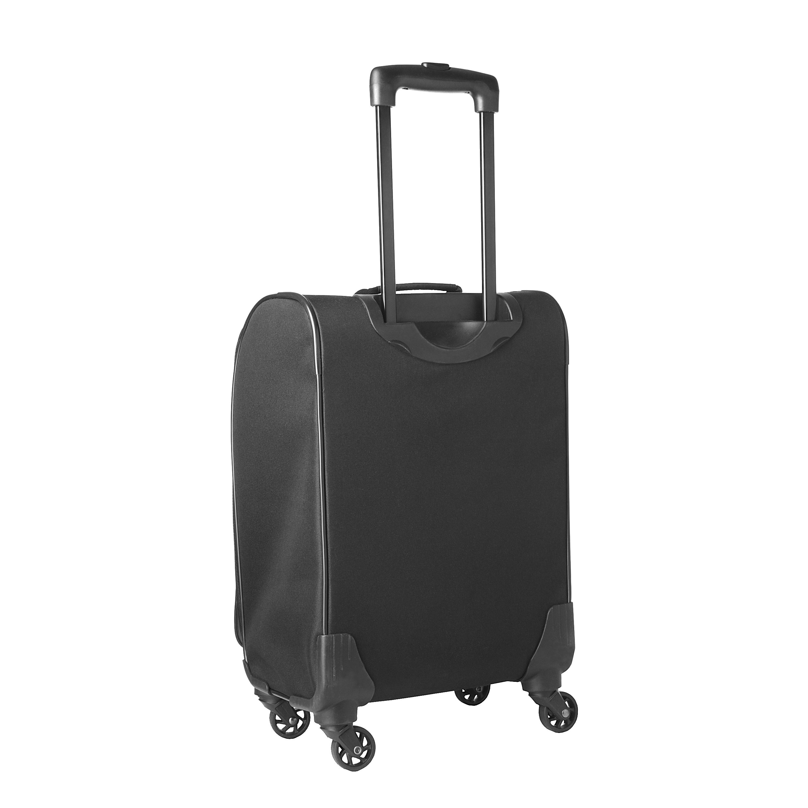 4c38dc51a7ea Shop Denco Sports Nimble 18-inch Chicago Cubs Carry-on Spinner Upright  Suitcase - Free Shipping Today - Overstock.com - 14418599