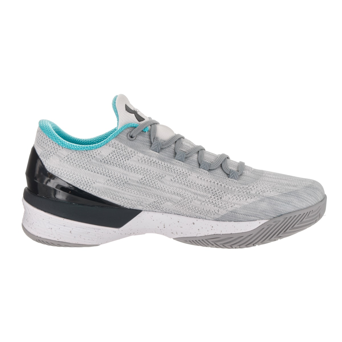 54cc88dbf72 Shop Under Armour Men s Charged Controller Grey Textile Basketball Shoes -  Free Shipping Today - Overstock - 14427965