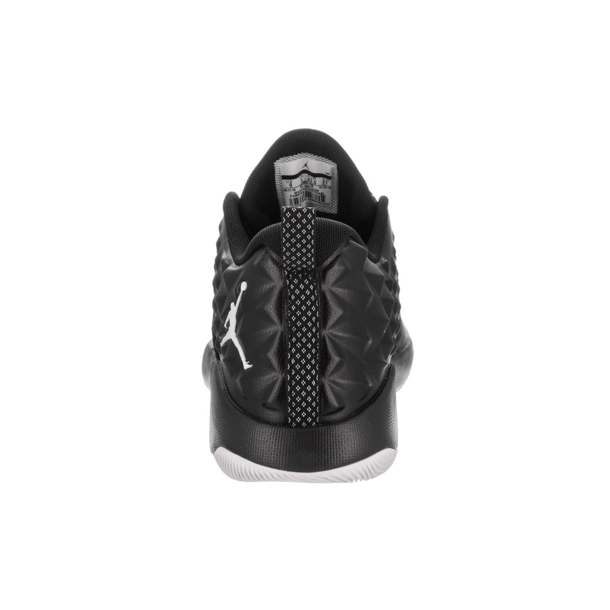 8d877e46c4 Shop Nike Jordan Men's Jordan Extra Fly Black/ White Basketball Shoe - Free  Shipping Today - Overstock - 14428012