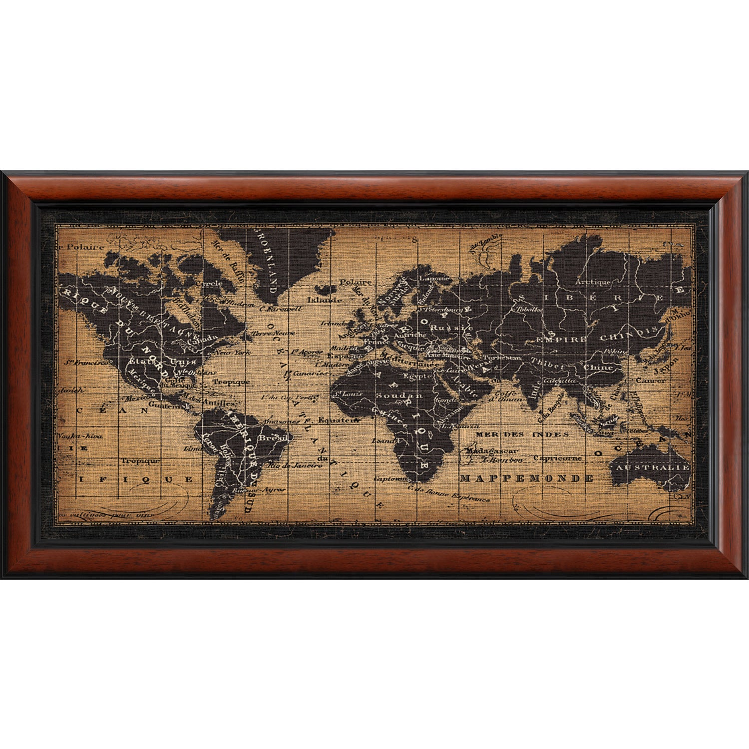Framed Art Print 'Old World Map' by Pela Studio 44 x 24-inch on print map of argentina, print map of massachusetts, print map of bulgaria, print map of africa, print map of florida, print map of united states, print blank world map, print map of india, print map of armenia, print map of seven continents, print map of europe, print map of london, print map of jamaica, print map of new zealand, print map of france, print map of central america, google maps of world, print map of ethiopia, print map of usa, print map of denmark,