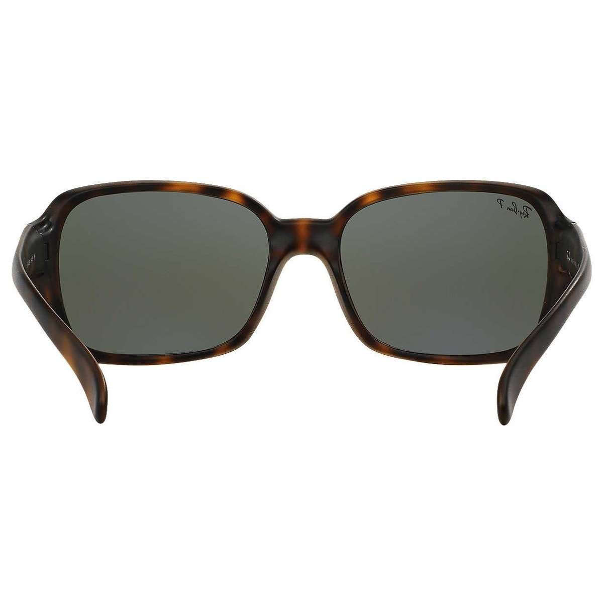 12aecdbb6a Shop Ray-Ban RB4068 894 58 Tortoise Frame Polarized Green 60mm Lens  Sunglasses - Free Shipping Today - Overstock - 14431334