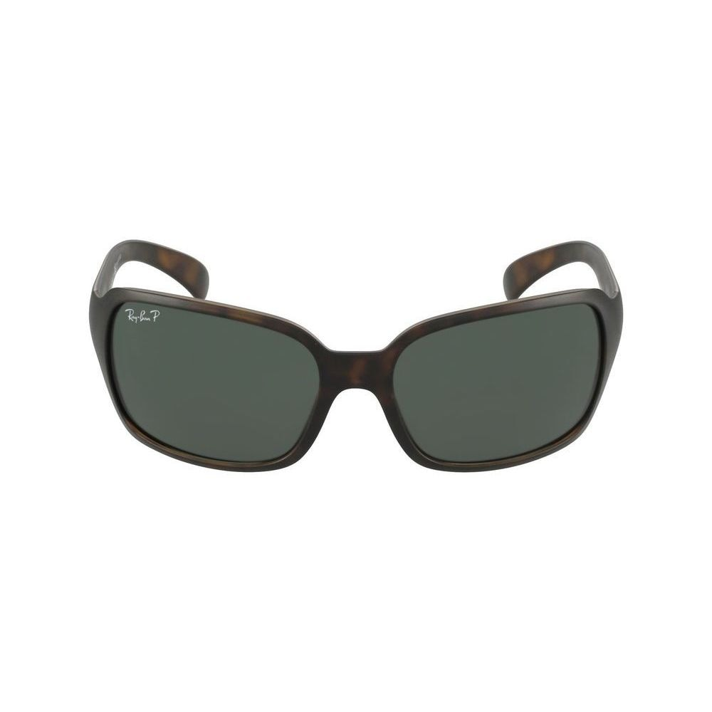 Shop Ray-Ban RB4068 894 58 Tortoise Frame Polarized Green 60mm Lens  Sunglasses - Free Shipping Today - Overstock.com - 14431334 9e343234927e