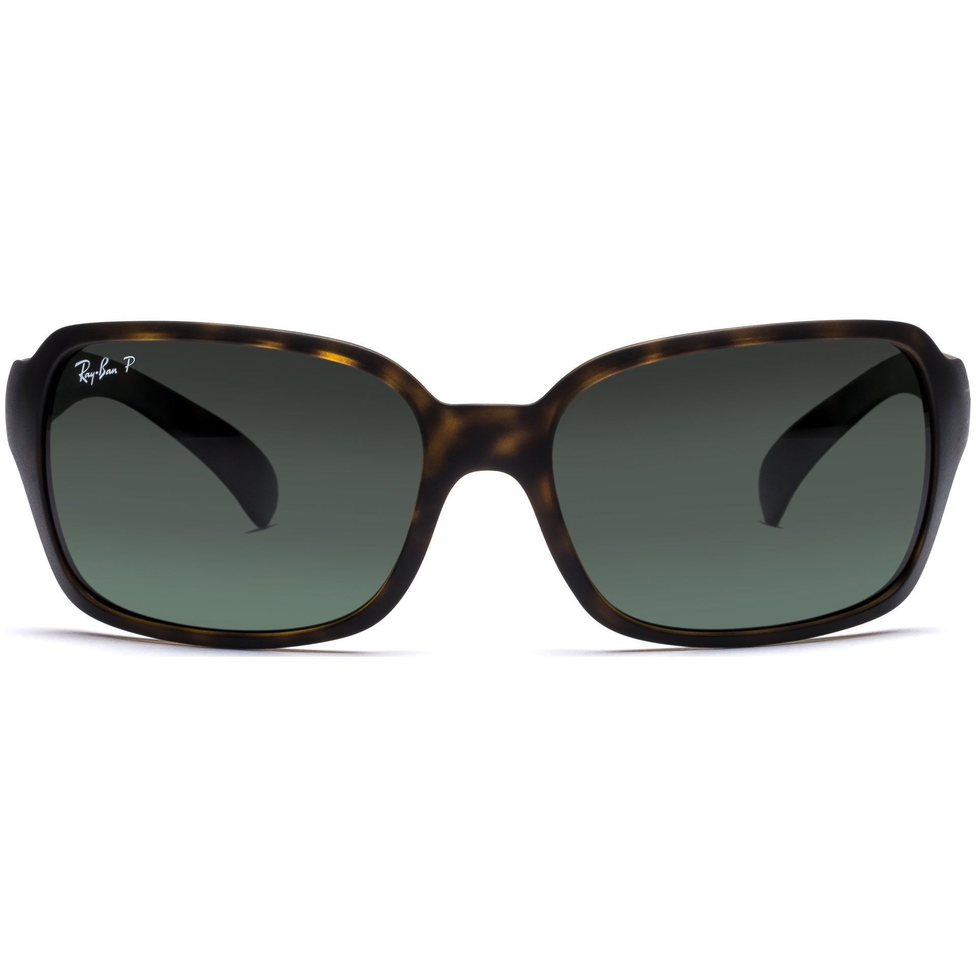 ec80736e4f Shop Ray-Ban RB4068 894 58 Tortoise Frame Polarized Green 60mm Lens  Sunglasses - Free Shipping Today - Overstock - 14431334