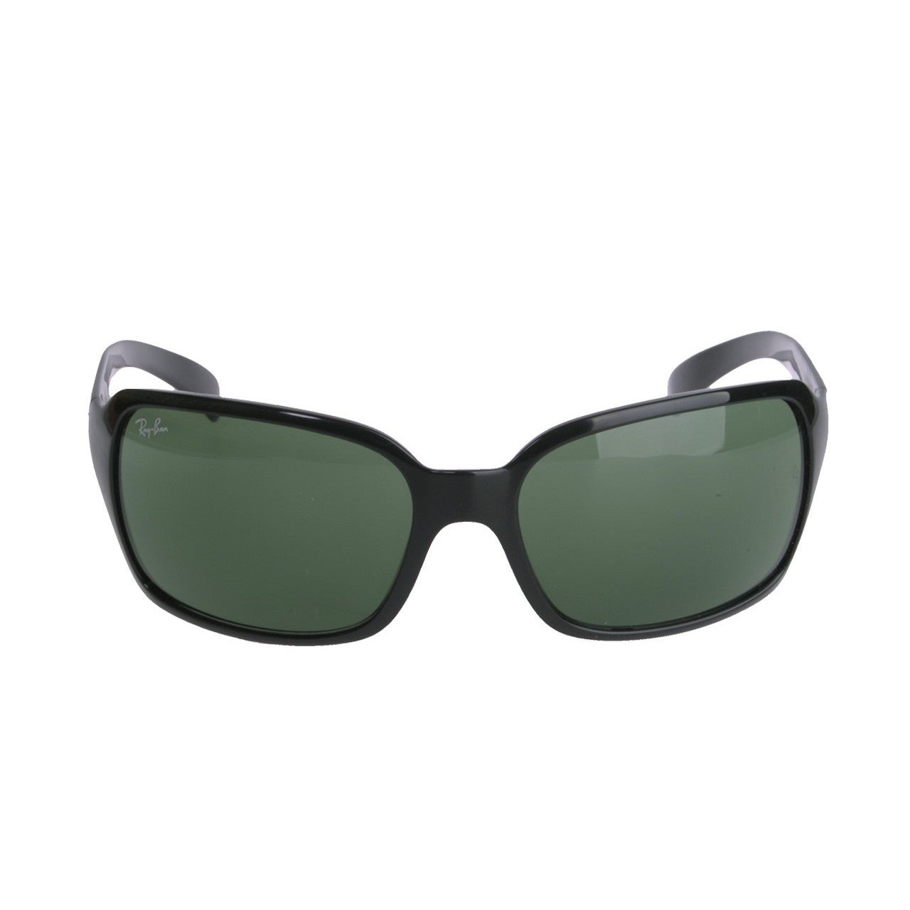 28e1072b7c Shop Ray-Ban RB4068 601 Black Frame Green Classic 60mm Lens Sunglasses -  Ships To Canada - Overstock.ca - 14431336